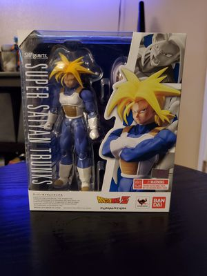 Sh Figuarts Dragonball Z Trunks for Sale in Paramount, CA
