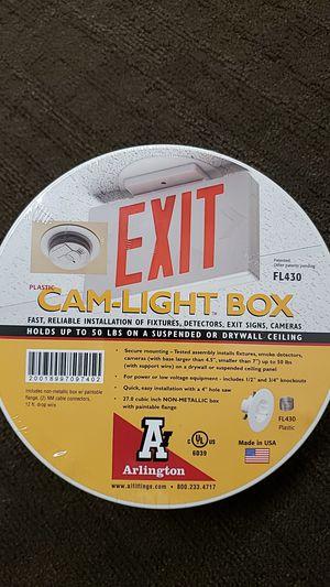 Cam-Light Box for Sale in Miami, FL