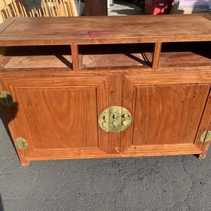 TV stand or cabinet for Sale in Fresno, CA
