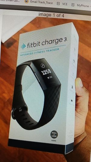 FitBit Charge 3_ Brand New, Sealed in Box for Sale in Calverton, MD