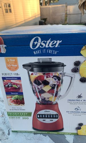 Oster blender for Sale in Ontario, CA