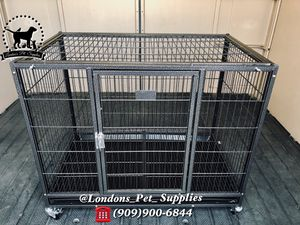 """NEW! 37"""" Heavy-Duty Dog Cage for Sale in Colton, CA"""