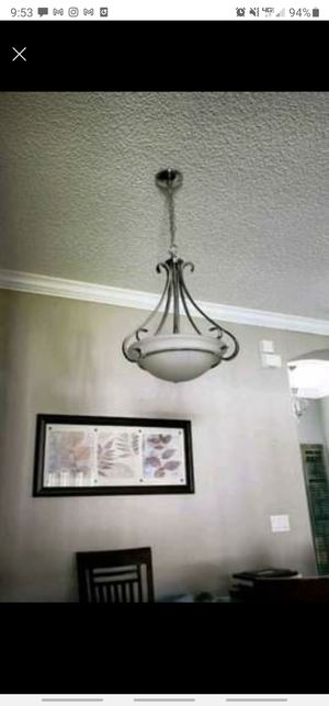 DINING LIGHT FIXTURE for Sale in Orlando, FL