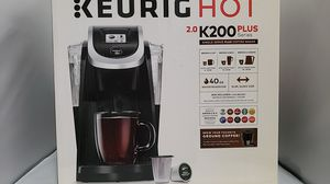 Keurig 2.0 K200 Plus K-pod Single Serve Coffee Maker for Sale in South Salt Lake, UT