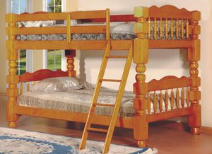 Bunk bed twin over twin for Sale in Falls Church, VA