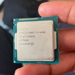 CPU Core i5-4590 for Sale in Laurel,  MD
