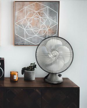 Silver Swan Vintage Oscillating Fan for Sale in DC, US