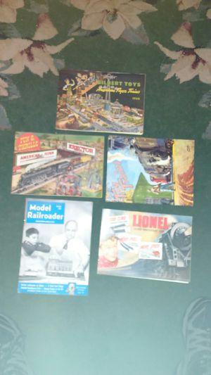 Train catalogue magazines for Sale in Everett, WA