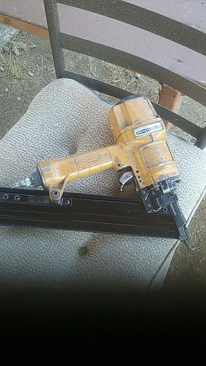 Bostitch finish nail gun 15 gauge for Sale in Hayward, CA