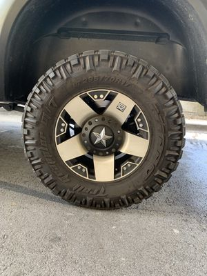 "18"" XD Rims - 5 Lugs for Sale in Hialeah, FL"