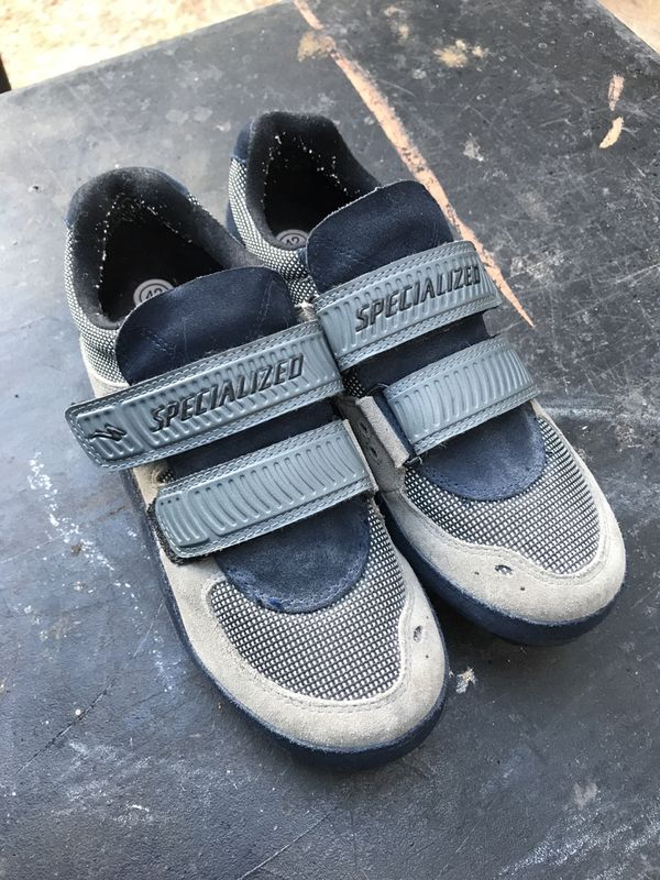 Men's specialized road bike shoes size 9