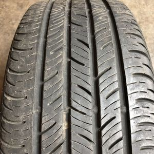 Set of 2 Used 205/50R17 Continental ContiProContact 80% Life for Sale in Oak Park, IL