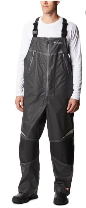 Men's PFG Force XII OutDry Extreme Bib Fishing Overalls Pants for Sale in Kent, WA