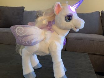 FurReal Friends StarLily, My Magical Unicorn - located 67th Ave & 101 for Sale in Glendale,  AZ
