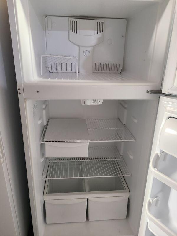 refrigerator top freezer fridge