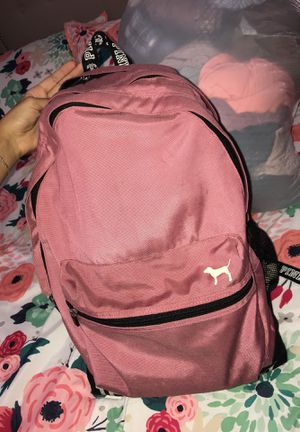 Pink by Victoria secret backpack for Sale in Lorain, OH