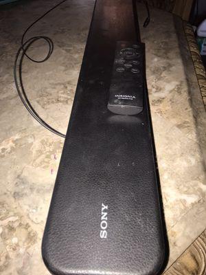 Sony soundbar for Sale in Midland, TX