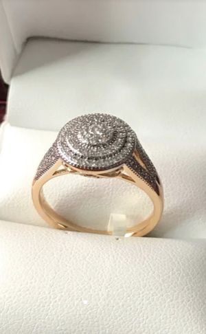 14K GOLD PLATED RING for Sale in Los Angeles, CA