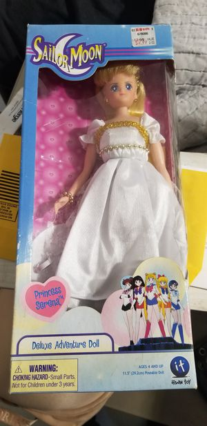 "Sailor Moon Deluxe Adventure Doll 11.5"" for Sale in Baldwin Park, CA"