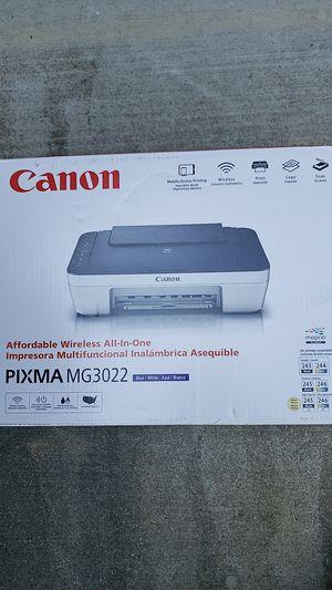 Canon printer for Sale in Tracy, CA