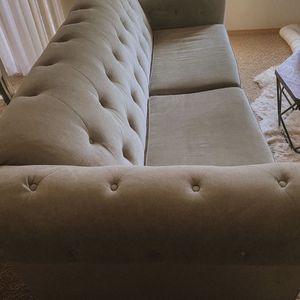 Grey Couch for Sale in Washougal, WA