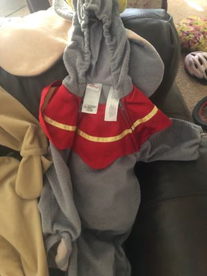Two costumes Dumbo and a Reindeer for Sale in Bakersfield, CA