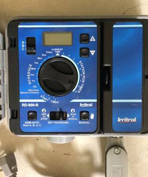 IRRITROL RD900-EXT-R Sprinkler Controller for Sale in Los Angeles, CA