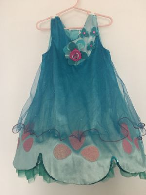 Trolls Poppy dress for Sale in Rancho Cucamonga, CA