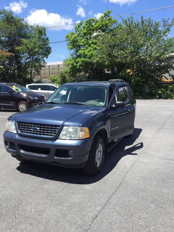 2004 Ford Explorer 2wd