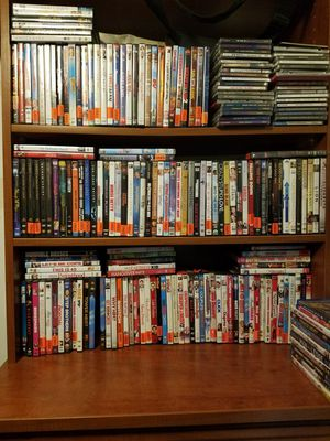 Hundreds of DVDs for Sale in Newport Beach, CA