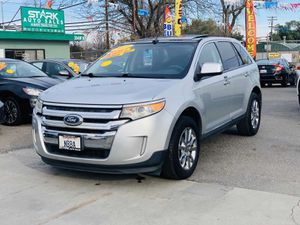 2011 Ford Edge SEL Fully Loaded Clean Title Low Price Guarantee $7599 for Sale in Byron, CA