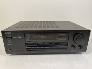 Onkyo audio video receiver for Sale in Chula Vista, CA