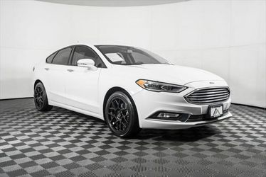 2018 Ford Fusion for Sale in Puyallup,  WA