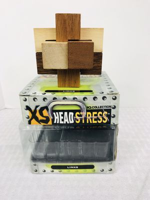 IQ Collection XS Head Stress LINKS puzzle for Sale in Pawtucket, RI