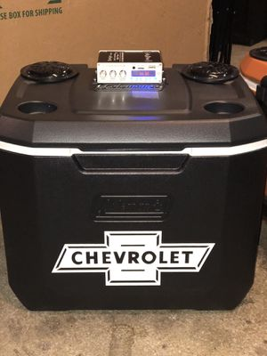 Coolers , hieleras , ice chest , yeleras for Sale in Moreno Valley, CA