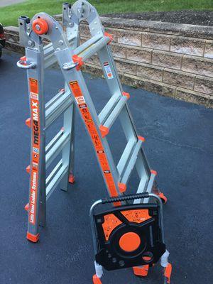 Little giant mega max ladder system for Sale in Piscataway, NJ