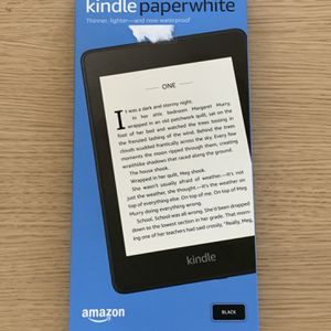 Kindle Paper White for Sale in Culver City, CA