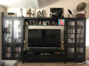 4 pcs entertainment for Sale in Rancho Cucamonga, CA