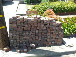 Free bricks free free free for Sale in El Cerrito, CA