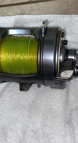 shimano tyrnos 30 With a Aftco Trolling Rod for Sale in Hollywood,  FL