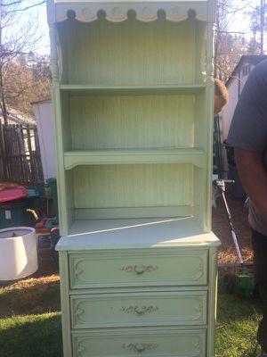 three drawer shelf for Sale in Durham, NC