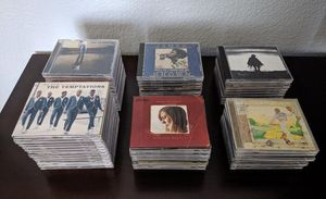 60 CD's Country, Classic, Easy Listening, Blues Sold as a Lot $40 for Sale in Las Vegas, NV