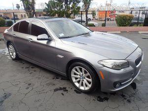 2015 BMW 5 Series for Sale in Gardena, CA
