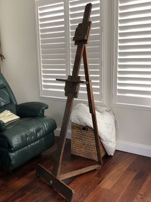 ART EASEL for Sale in La Mesa, CA