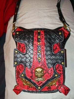Punk Crossbody Bag for Sale in Elizabeth, NJ