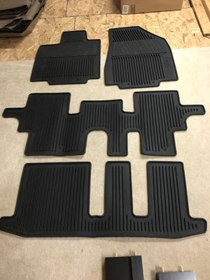 Infinity QX60 Winter Mats for Sale in Middleburg Heights, OH