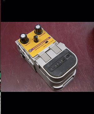 GUITAR EFFECTS PEDAL LINE 6 CONSTRICTOR / COMPRESSOR for Sale in Columbus, OH