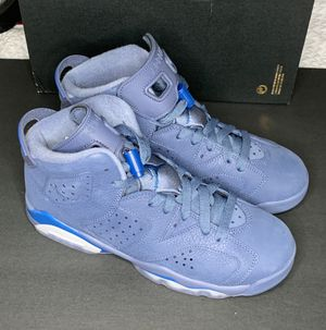 """Air Jordan Retro 6 """"Diffused Blue"""" for Sale in Fort Worth, TX"""