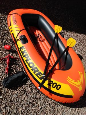 Two person inflatable boat for Sale in Phoenix, AZ