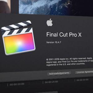 Final Cut Pro 10.5.1 for Sale in McKinney, TX